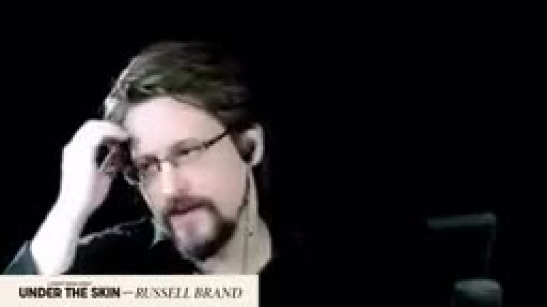 Edward Snowden Your Privacy Is A Crime