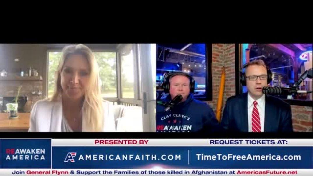 Dr. Carrie Madej with Clay Clark (ThriveTime Show) - Why Is RNA-Modifying Transhumanism-Nano-Technol