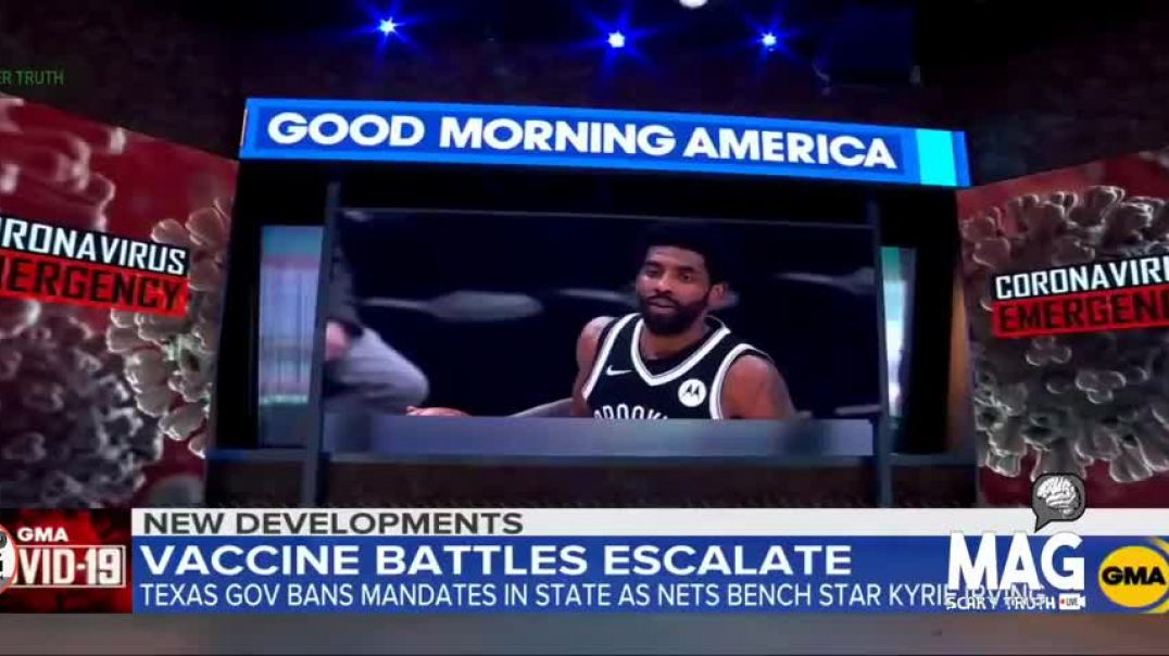 MAG TRUTH....YOU CAN'T TRUST NO DEVIL PUPPETS] KYRIE IRVING GOT EXPOSED