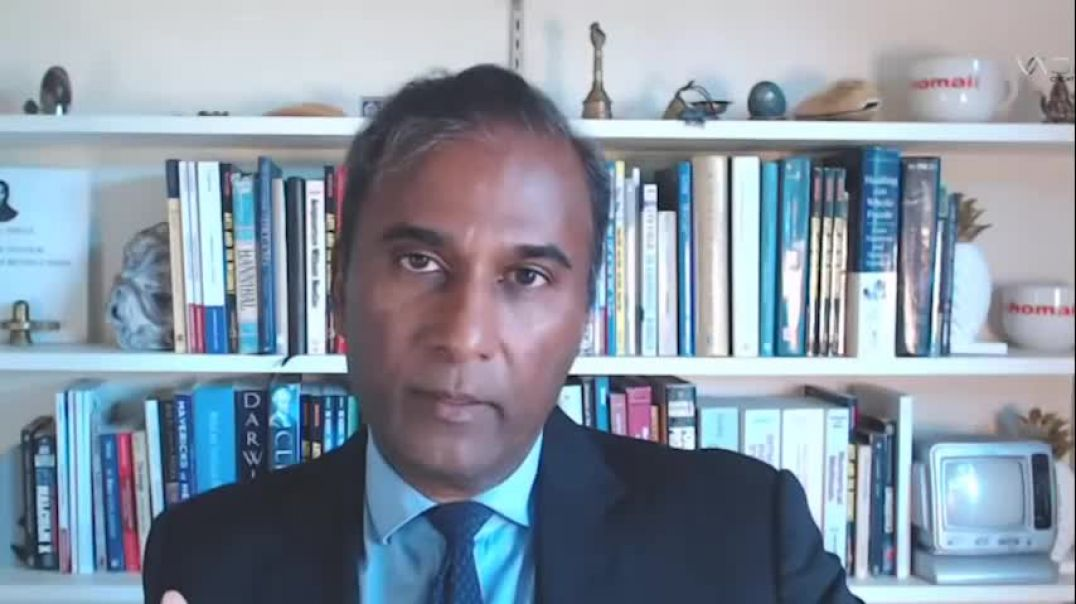 """Dr.Ayyadurai (MIT PhD) response to the question: """"Are you scared for speaking out?"""""""