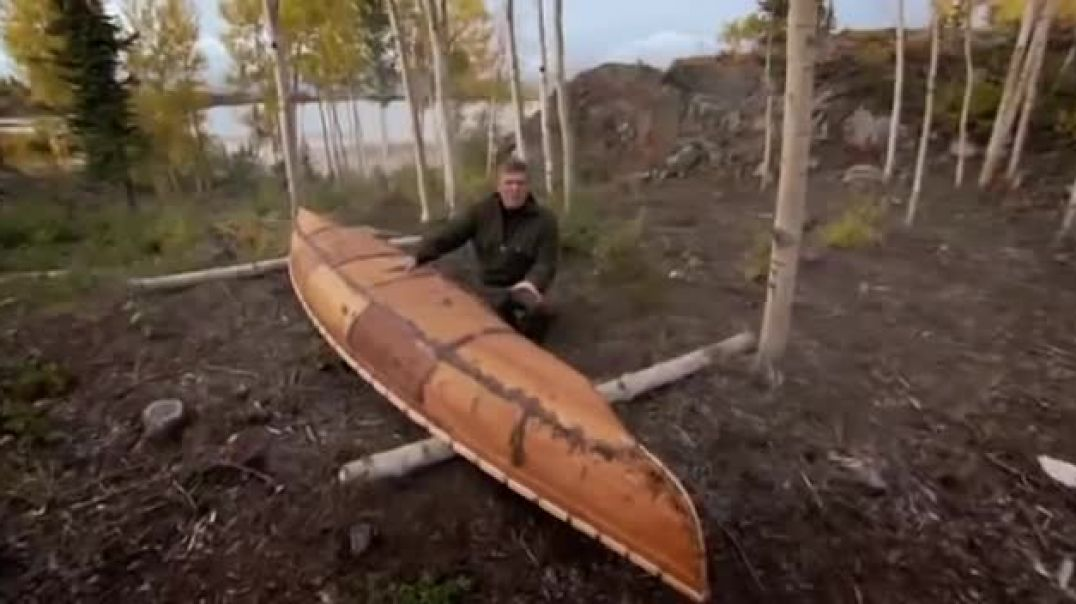 Ray Mears Northern Wilderness  (S01E03 )The Unknown Pioneer