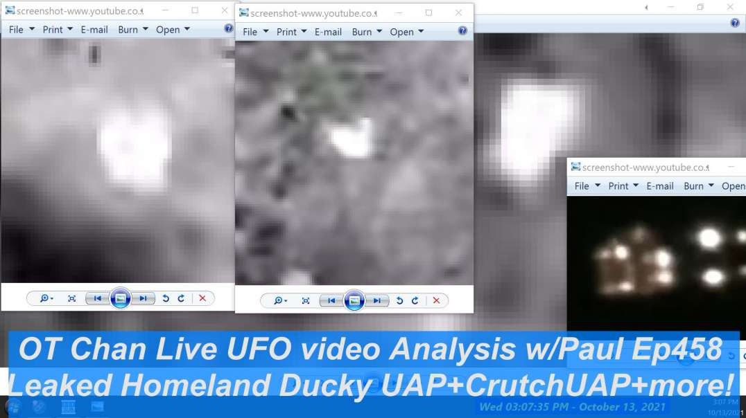 Deceptive UFO channels fight for content to cash-in + UFO Catch Up Analysis - OT Chan Live-458~ - 19