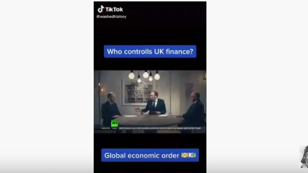 The City Of London IS NOT PART OF THE UK - Banks Own It