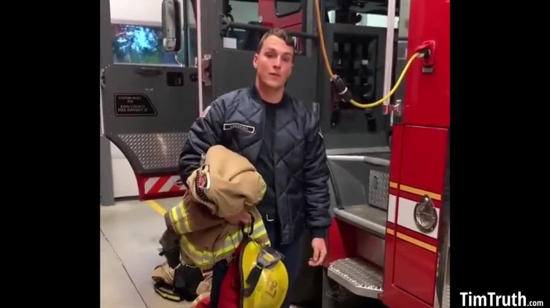 STAND FOR FREEDOM: Firefighters Forced Out Of Job Because Of Vaccine Mandate