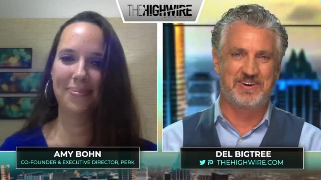 Amy Bohn | The Highwire - October 21, 2021