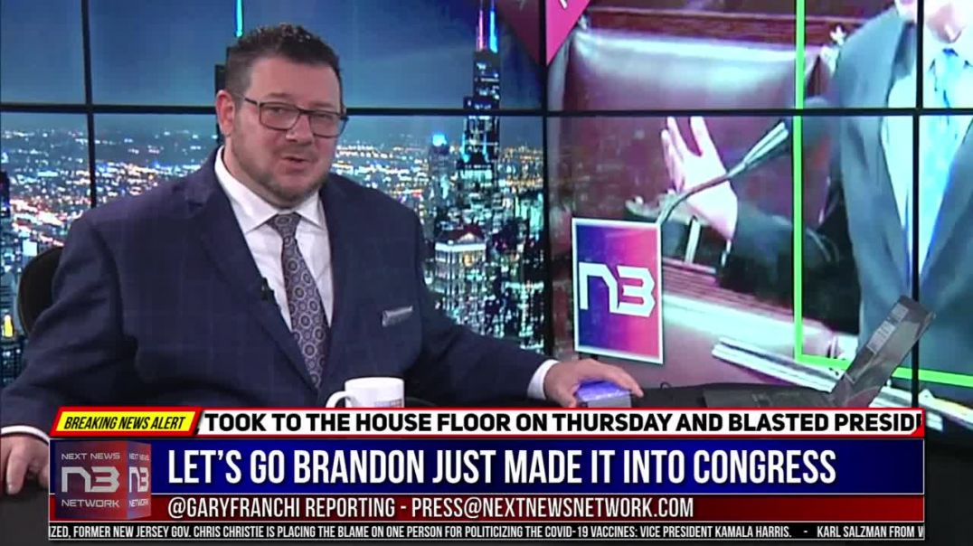 Let's Go Brandon Just Made It Into Congress