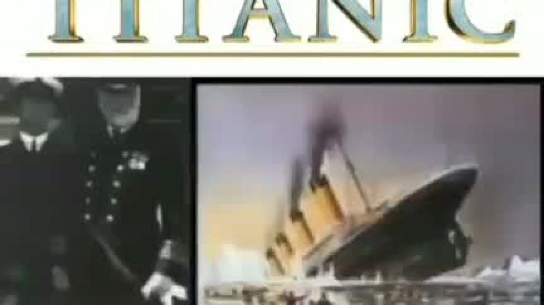 The SHIP of DEATH! To Create THE FEDERAL RESERVE... TITANIC