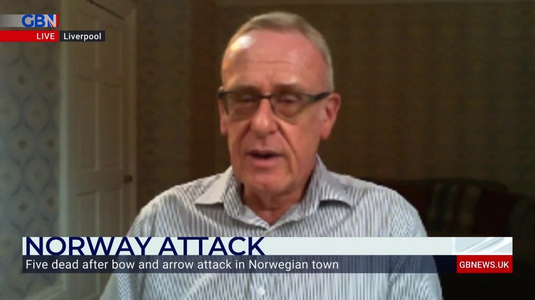 Norway attack - It shows you the dangers we all face says (BS talking) David Lowe