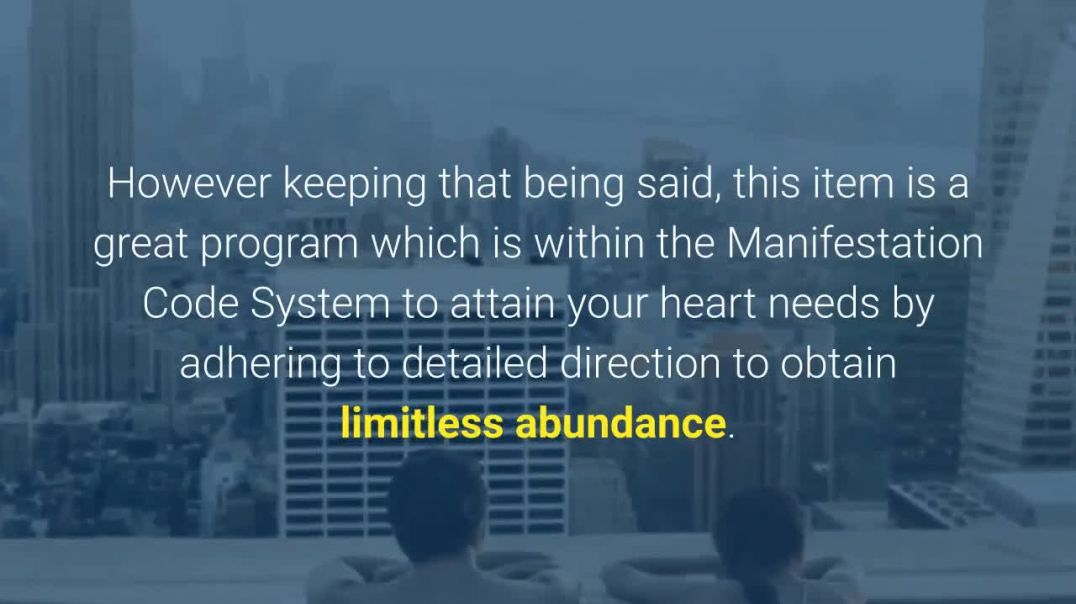 Manifestation Code System - Vibrations Of Your Life