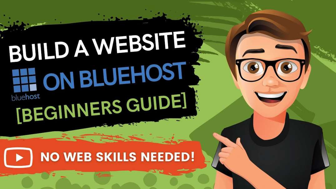 How To Build A Website On Bluehost 2022