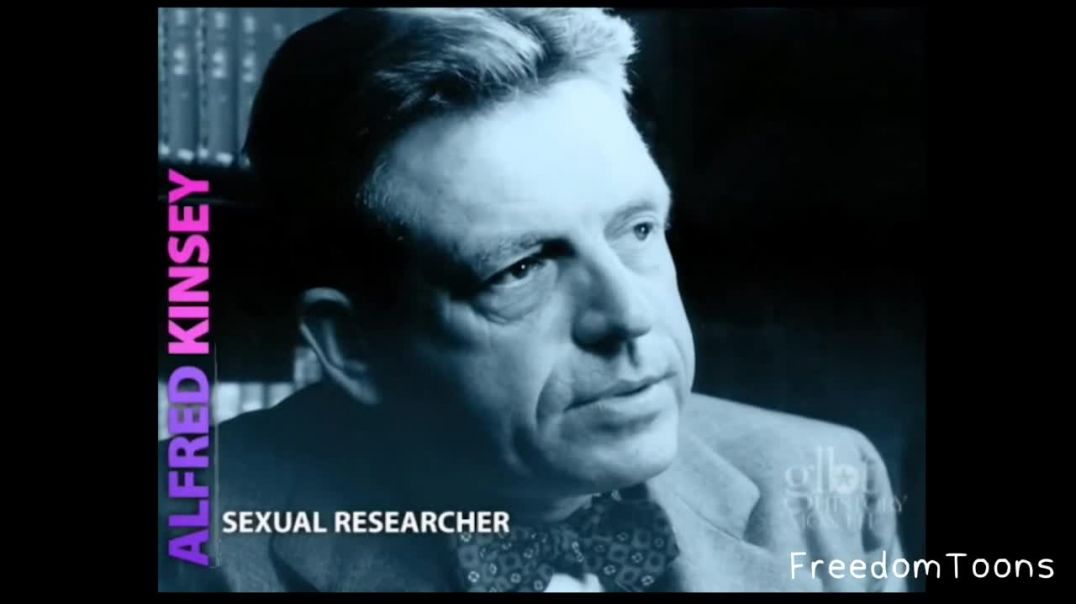 They were teaching you pure garbage about sex, love and gender for decades prepared by a sick demon