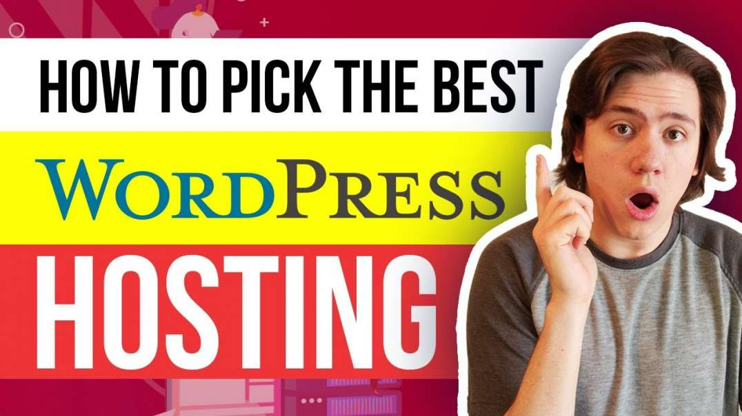 Best WP Hosting - How to Pick The BEST