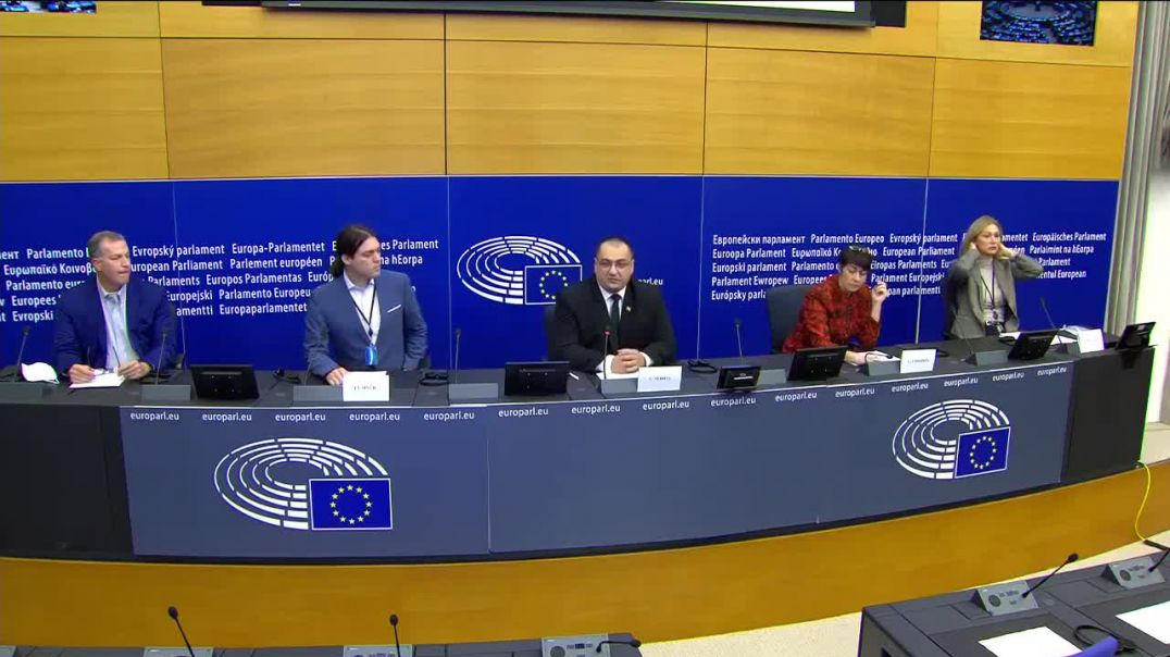 EU Parliament Oct22nd Some Members Discuss How They Oppose The Covid-19 Vaccine Mandate Agenda
