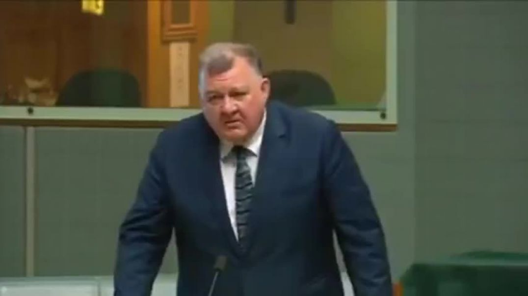 Hon AusMP Craig Kelly gets shut down for mentioning ivermectin in Parli and goes beserk