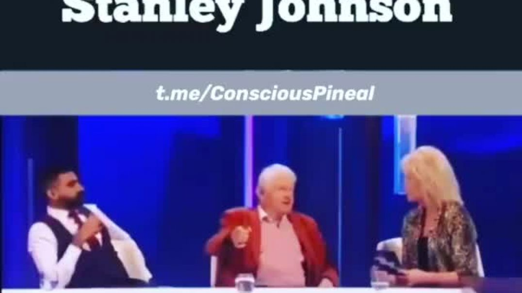 They Laughed, But He Wasn't Joking (Stanley Johnson)