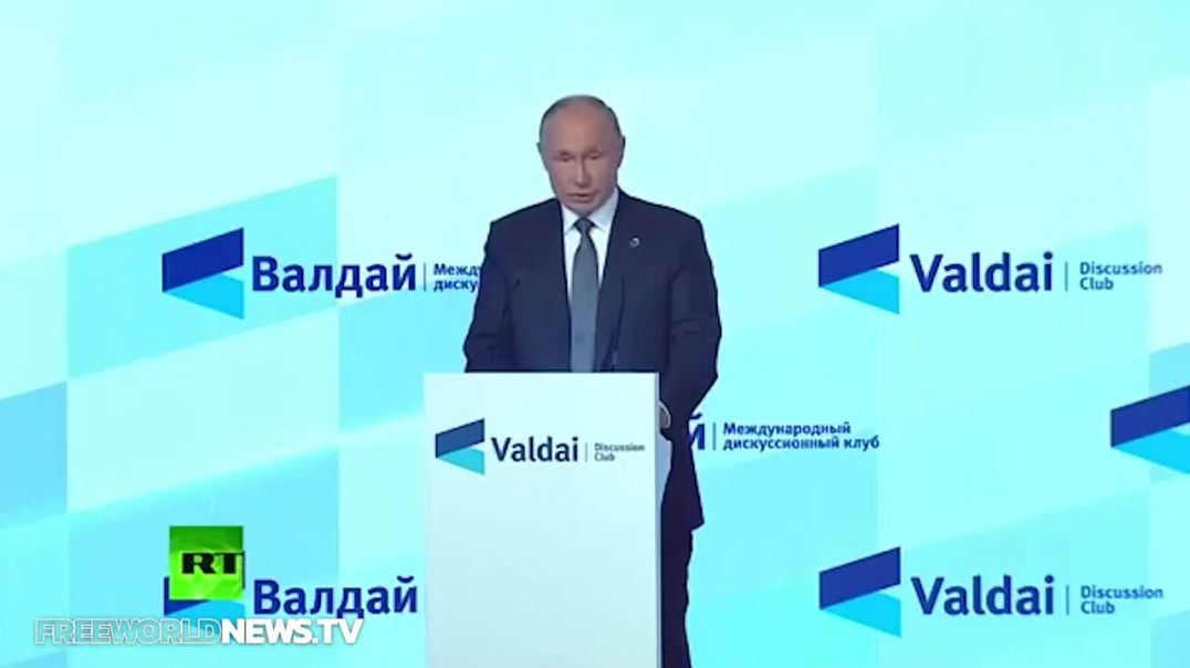 """Putin: West is Completely Insane, """"Subverting Human Nature"""" For Allowing Takeover by Gender Mob"""