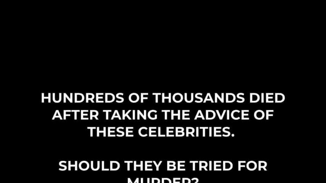 covid celebrity sellouts never forgive them after watching this video