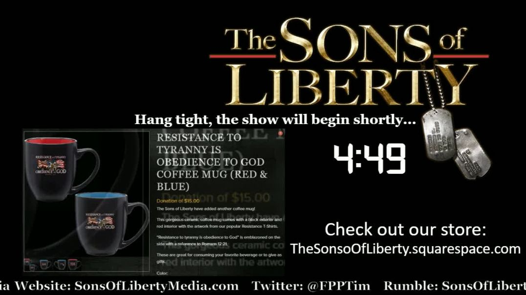 Sons of Freedom Radio Hosted by Tim Brown