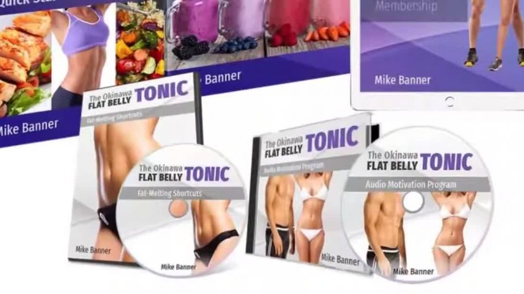 Okinawa Flat Belly Tonic Review flat belly tonic system