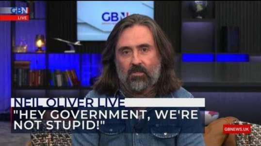 Neil Oliver: 'Hey Government, We're Not Stupid'
