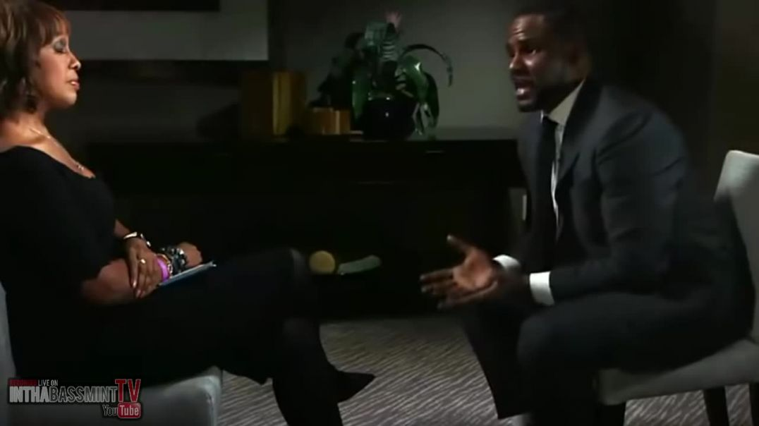 R Kelly was a child of the Devil. Best interview moments.