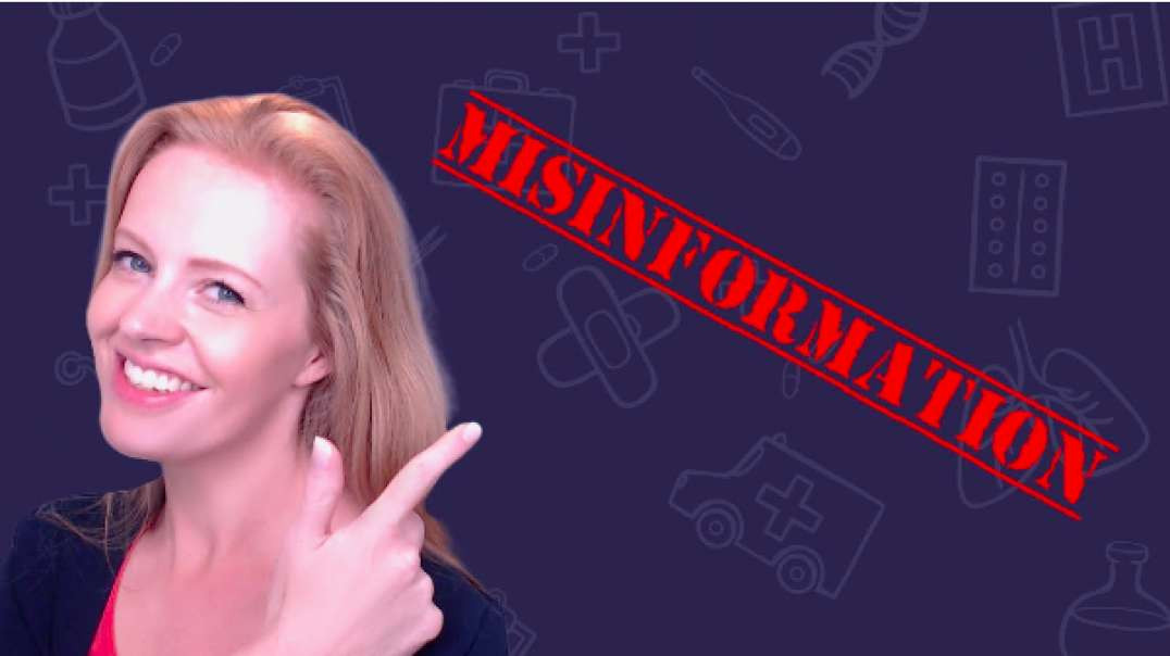 Dr. Sam Bailey | How to Spot C-19 Misinformation