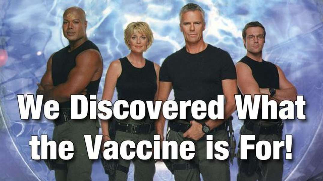 stargate season one Exposes the Secret Behind the Vaccine