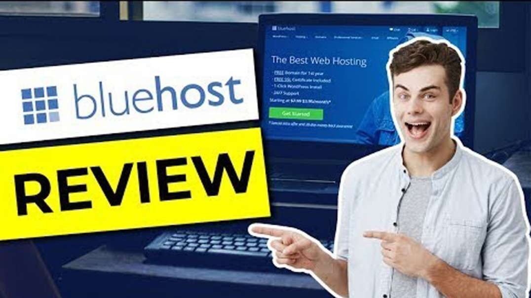 Bluehost Review [2022] Is Bluehost Hosting Good Or Bad