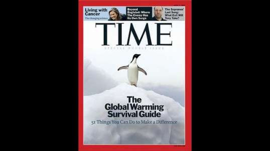 ERASING THE 1970's 'GLOBAL COOLING' SCARE
