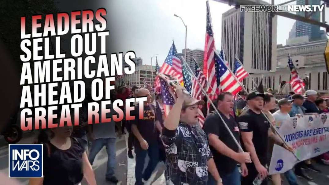 VIDEO: Leftist Leaders Around the World Call for Medical Martial Law/House Arrest for Vaxx Dissenter