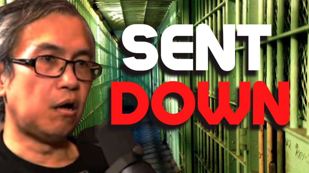 BREAKING: Super-Truther Wilfred Wong JAILED for 17 Years (BNT Exclusive Early Release)