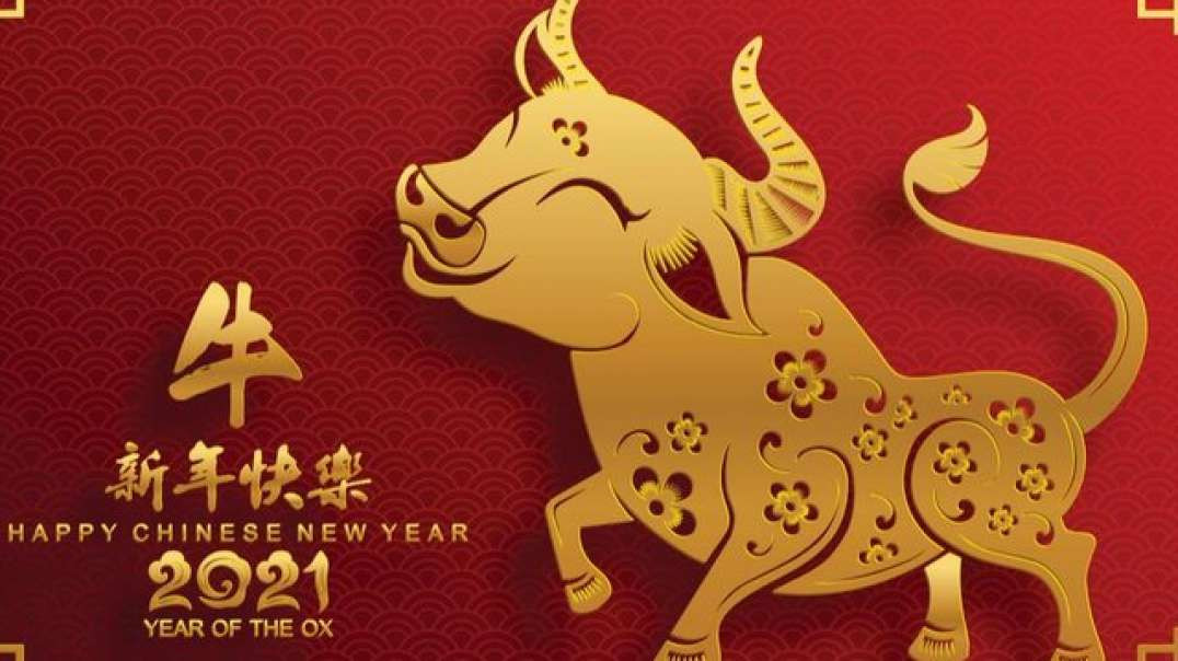 2021 is the Chinese year of the Cow and the year of vaccinae latin for vaccine.