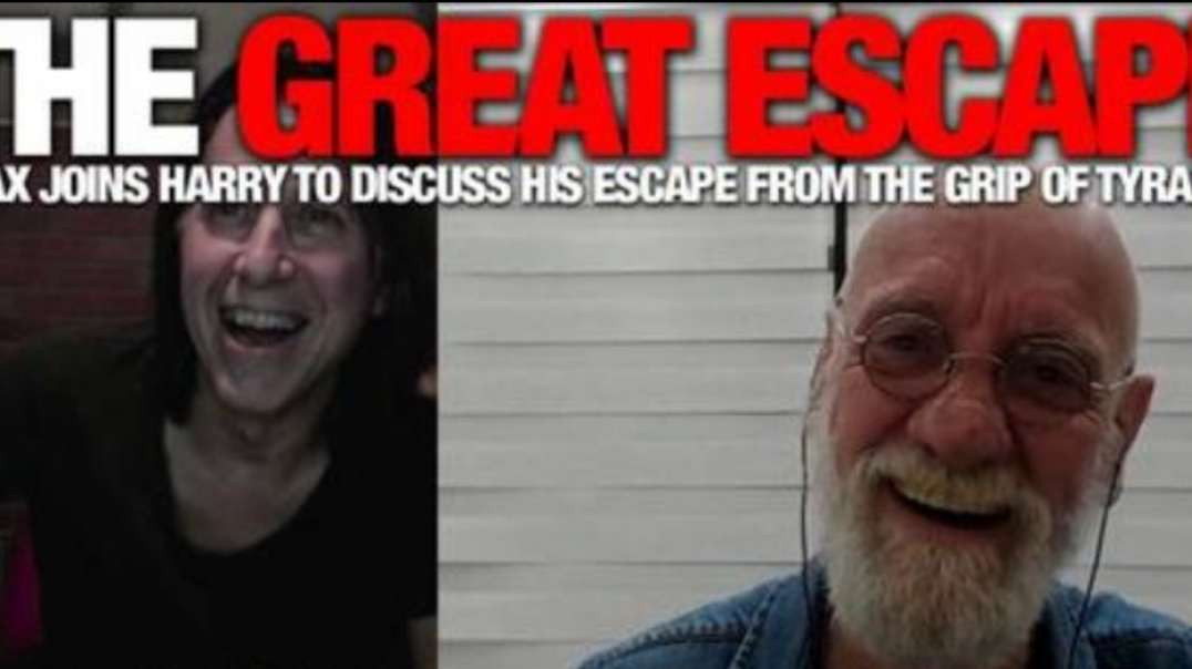 MAX IGAN & HARRY VOX - THE GREAT ESCAPE