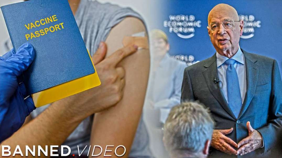 Davos Group Pushes Vaccine Passports To Enforce Global Carbon Taxes