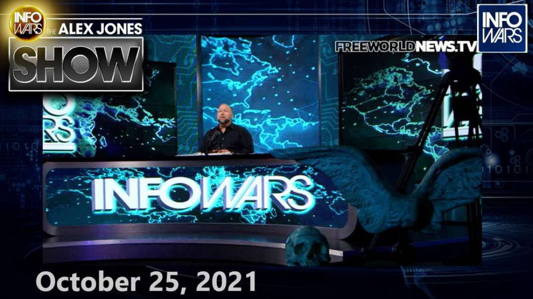 World War 3 Has Begun & America Is Losing Because Our Leaders Have SOLD US OUT - FULL SHOW 10/25