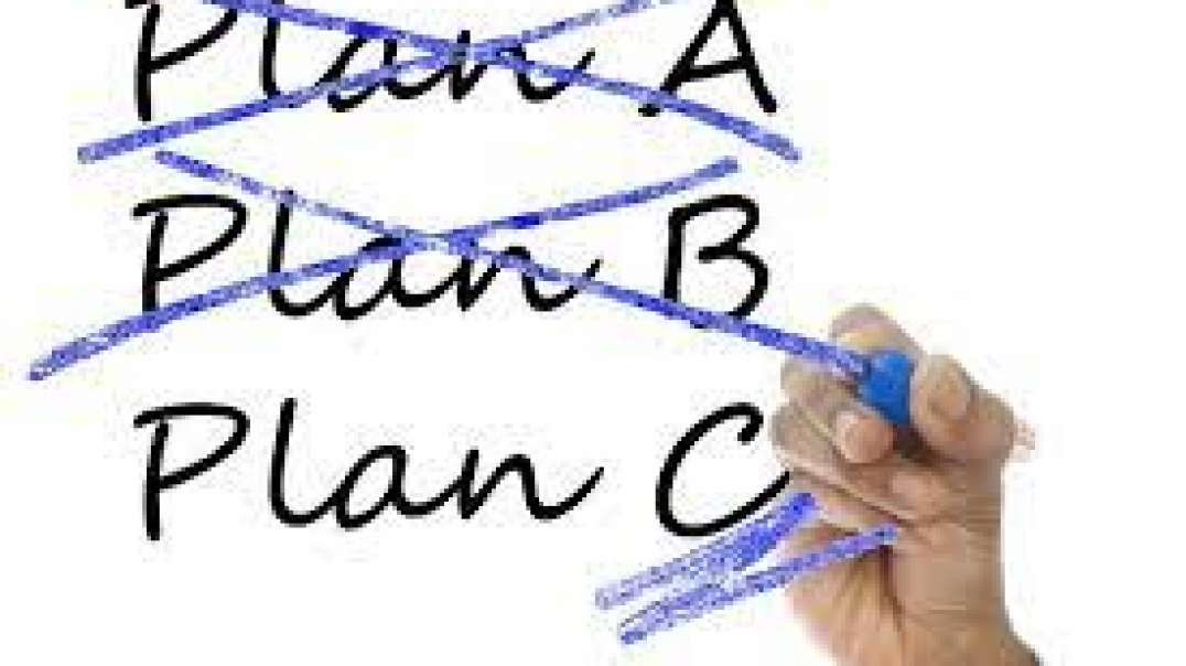 Plan A leads to Plan B - so does Plan C!