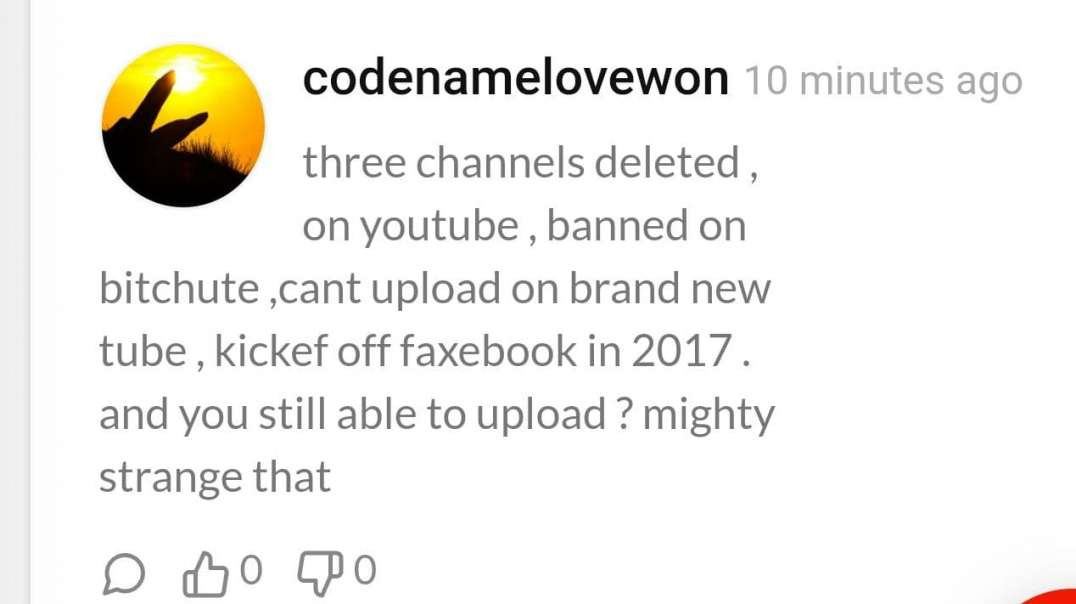LSNT SOMETHINGS DODGY WHY ALL YOUR VIDEOS GO THROUGH AND WORK
