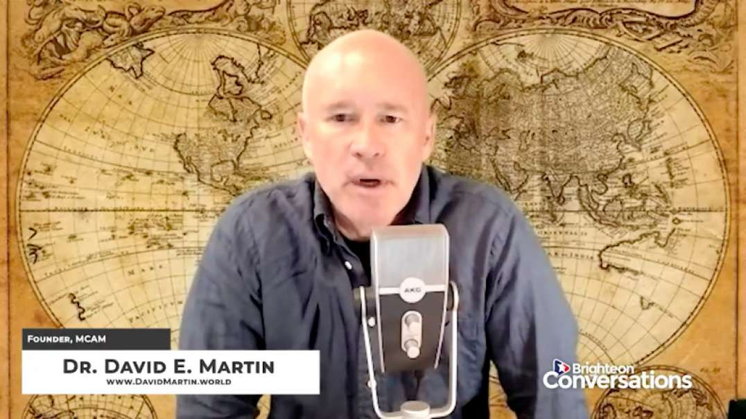 Dr. David Martin | Vax-pushing CEOs Committing Terrorism Against Their Employees