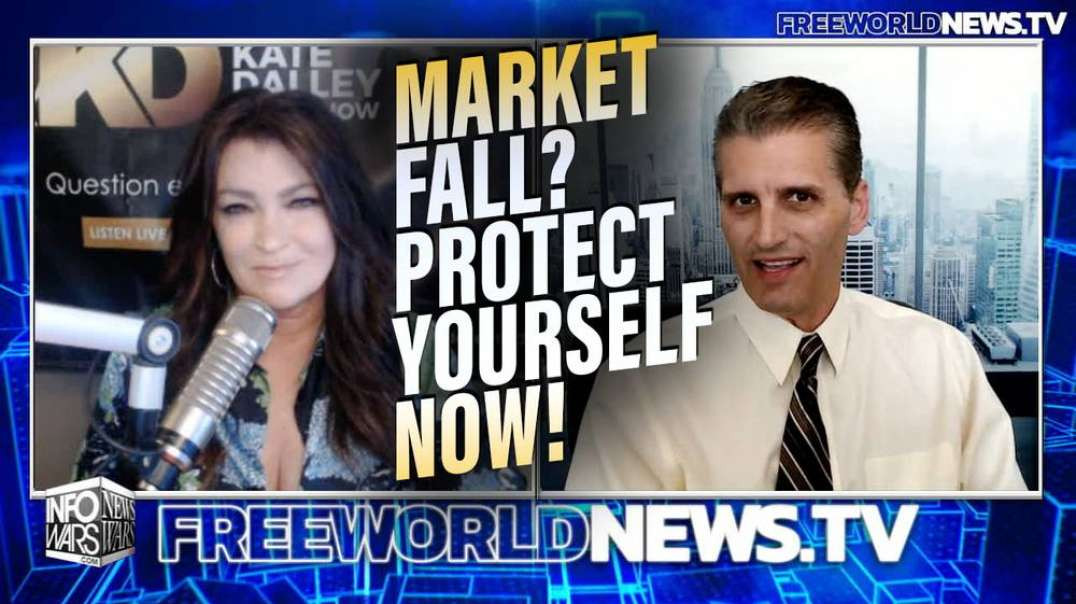 Must listen! The Robin Hood of Wall Street Greg Mannarino Is the Market About To Fall? Protect Yours