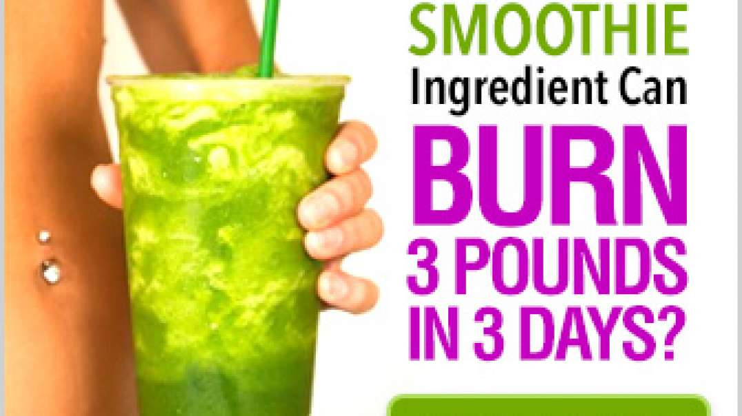 Smoothie Diet To Lose Weight Effectively