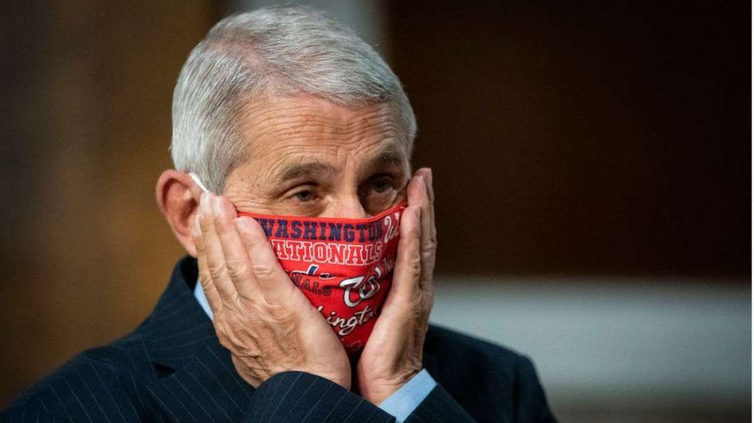 Fauci is a total FRAUD!