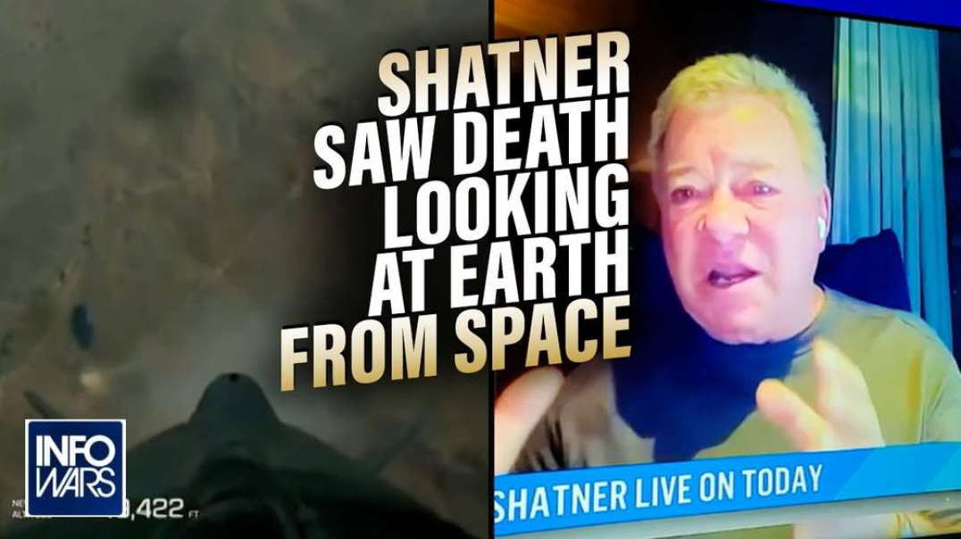 William Shatner Tells the World to Prepare for Mass Death