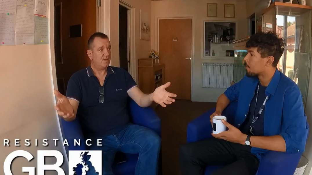 UK England John O'Looney, Funeral Director The Evidence Is Utterly Damning Covid-19 Vaccines