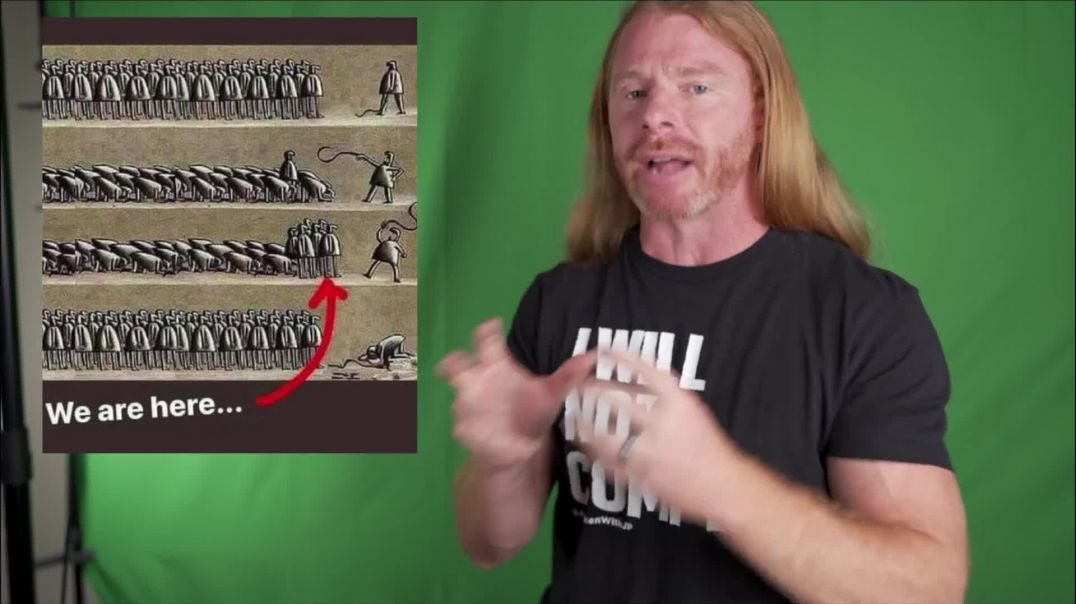 JP SEARS - The Next 4 Mandates Coming Your Way! Totalitarianism is Great