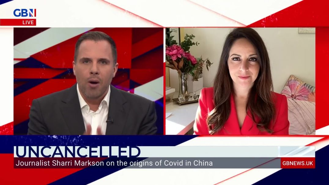Covid: 'A cover up begins months before outbreak', says journalist Sharri Markson