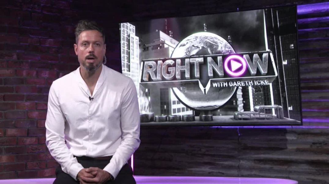 Right Now with Gareth Icke - Friday 22nd October - Part 1 - David Adelman