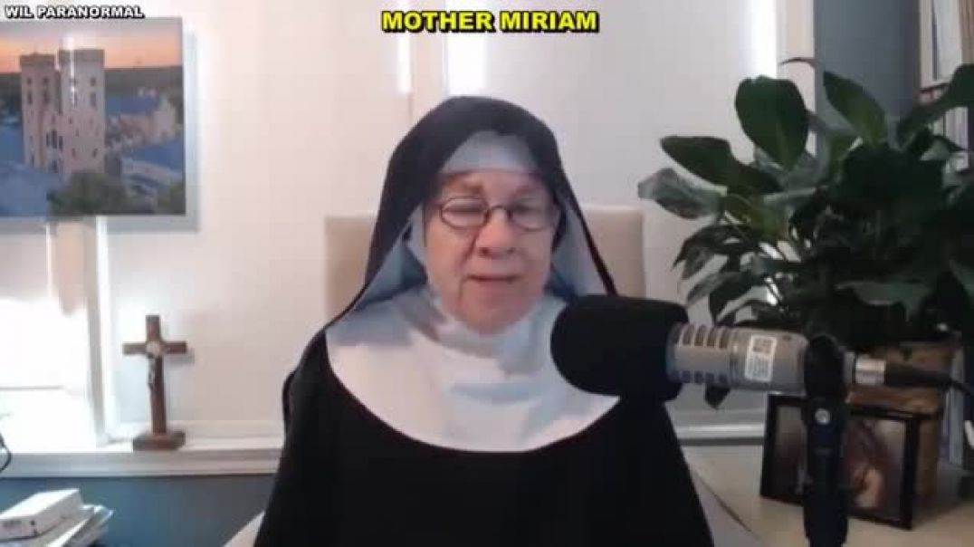 Mother Miriam on the Scamdemic & the Jabs