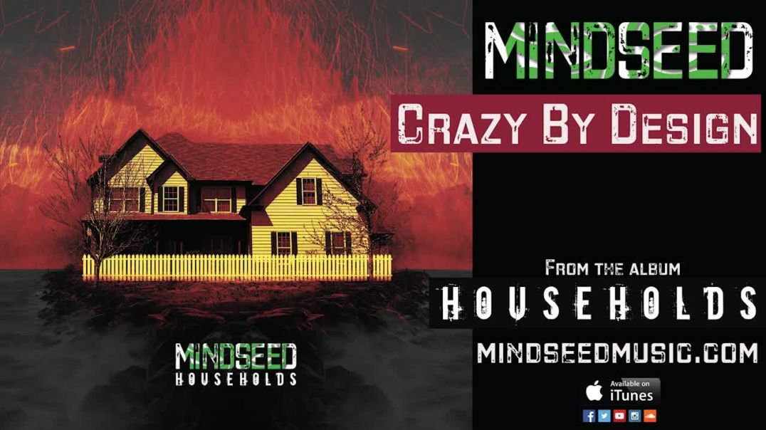 MINDSEED - Crazy By Design (Audio)