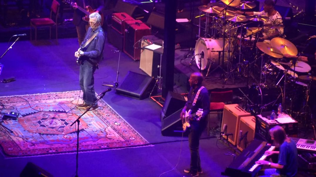 Got To Get Better In A Little While, Eric Clapton, Atlanta, 23/9/21, Live, 4K