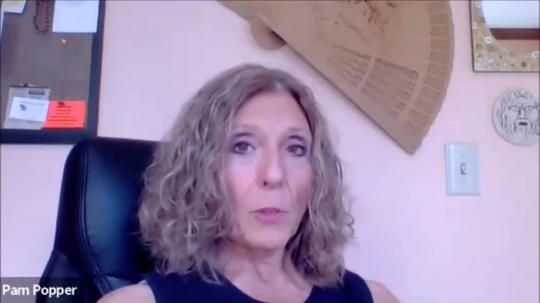 Dr. Pam Popper | Another Doctor Under Fire - October 21, 2021